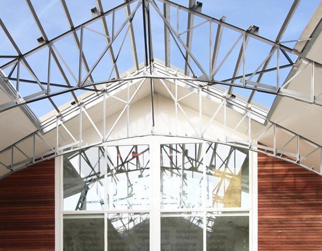 Metal stud wanden en - plafonds